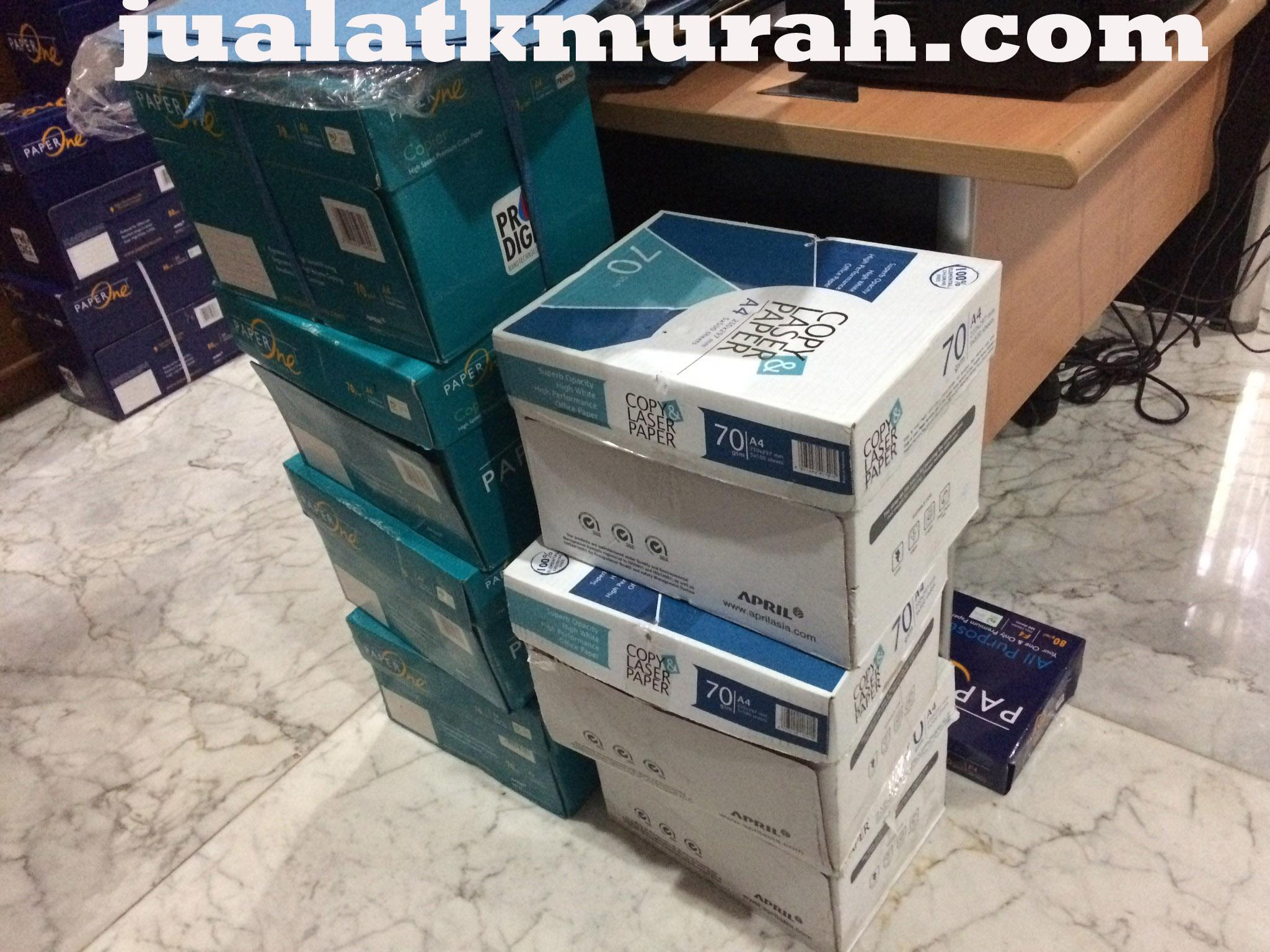 Jual ATK Murah Raden Inten Jakarta Timur